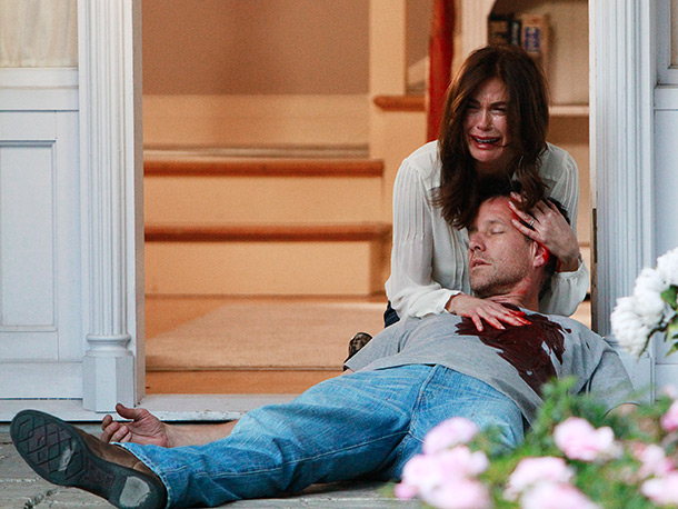 Desperate Housewives   Rex: ''Goodbye for Now,'' May 15, 2005 (season 1, episode 22) Karl: ''If...'' January 3, 2010 (season 6, episode 11) Mike: ''You Take for Granted,''…