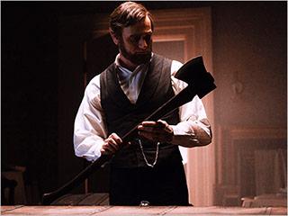HONEST ABE Benjamin Walker goes supernaturally political in Abraham Lincoln: Vampire Hunter