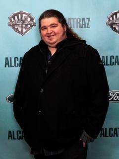 Alcatraz Premiere Jorge Garcia