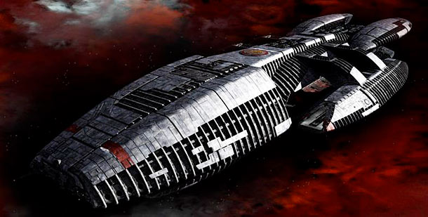 Battlestar Galactica | Coolest Feature: The Galactica feels less like a grand exploration vessel and more like a World War II-era submarine. But the ship's age is also…