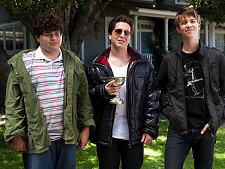 PROJECT X Jonathan Daniel Brown, Oliver Cooper, and Thomas Mann