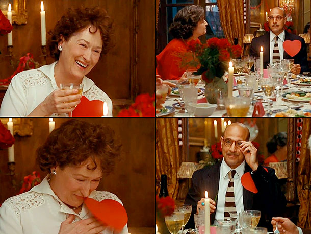 Nora Ephron | Julie & Julia Paul: Anyway, so there we were in China, just friends having dinner, and it turned out to be Julia. It turned out…