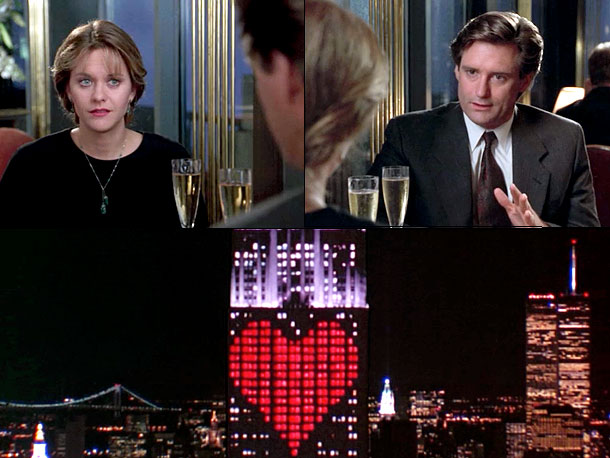 Nora Ephron | Sleepless in Seattle Walter: So what happened? Annie: I told you. Nothing — Walter: At the top of the Empire State Building — Annie: I'm…
