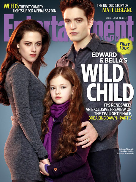 Twilight | More inside dish on the making of The Twilight Saga: Breaking Dawn — Part 2 in the new issue of Entertainment Weekly magazine, on sale…