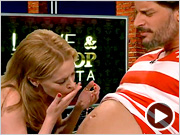 Kylie Minogue Joe Manganiello