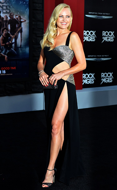 Malin Akerman, Rock of Ages | ''I have an aversion to karaoke because people go and are really, really good singers, too good, and it drives me crazy. It isn't supposed…