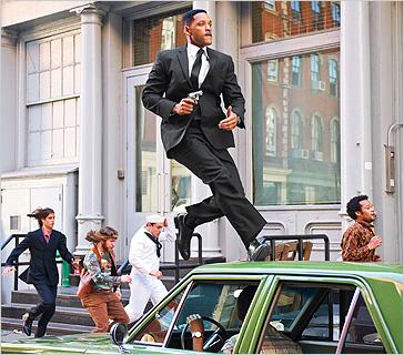MEN IN BLACK 3 Will Smith