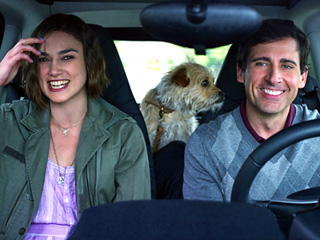 PUPPY LOVE Keira Knightley and Steve Carell are Seeking A Friend For The End Of The World