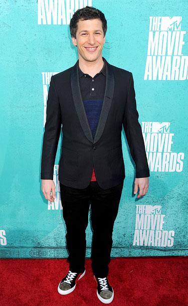 Andy Samberg, MTV Movie Awards 2012