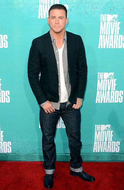 Channing Tatum, MTV Movie Awards 2012