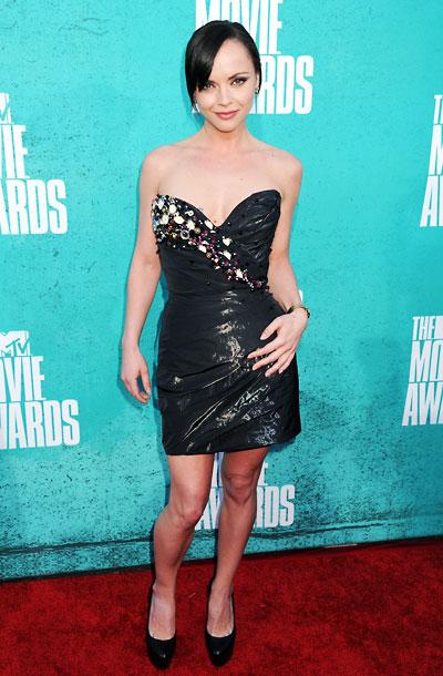 Christina Ricci, MTV Movie Awards 2012