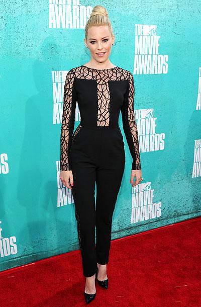 Elizabeth Banks, MTV Movie Awards 2012