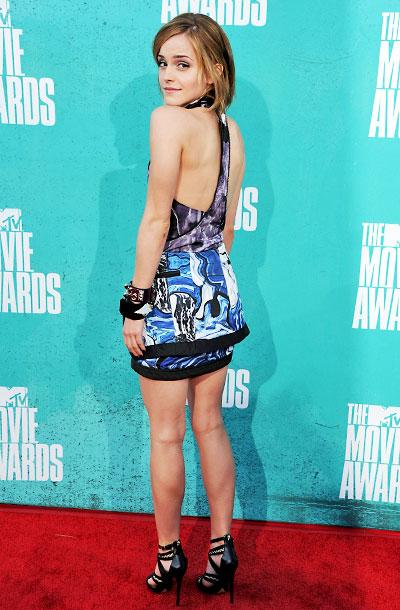 Emma Watson, MTV Movie Awards 2012