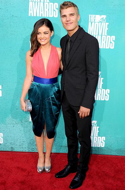 Lucy Hale, MTV Movie Awards 2012