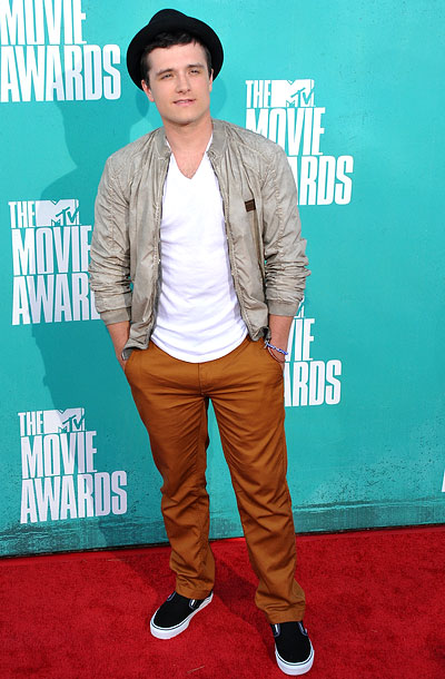 Josh Hutcherson, MTV Movie Awards 2012