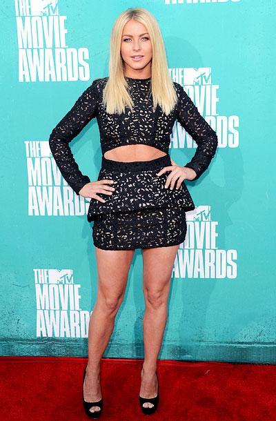 Julianne Hough, MTV Movie Awards 2012
