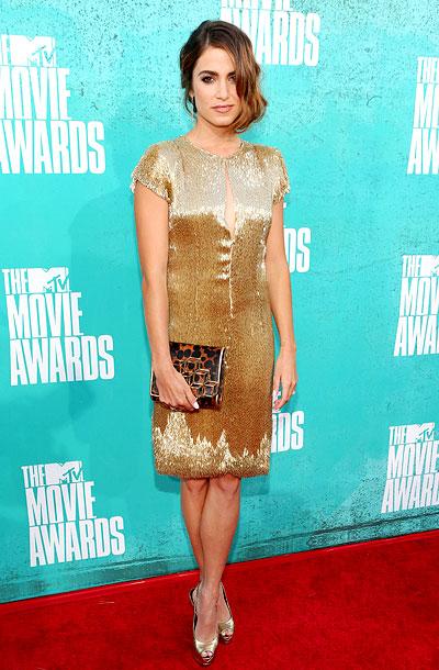 Nikki Reed, MTV Movie Awards 2012