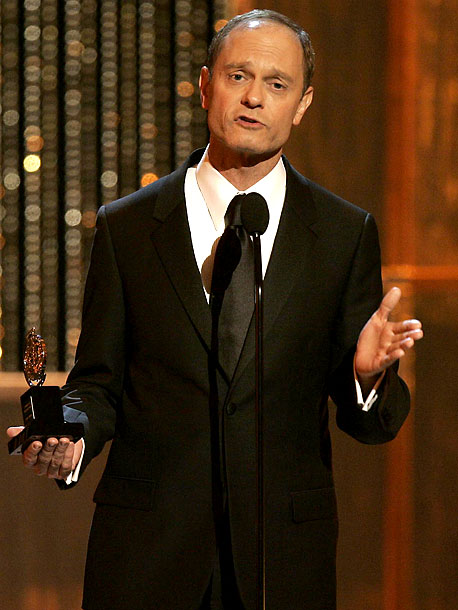 May 2007 At the end of an AP article on David Hyde Pierce, the writer recounts that Pierce came to L.A. in the '90s when…