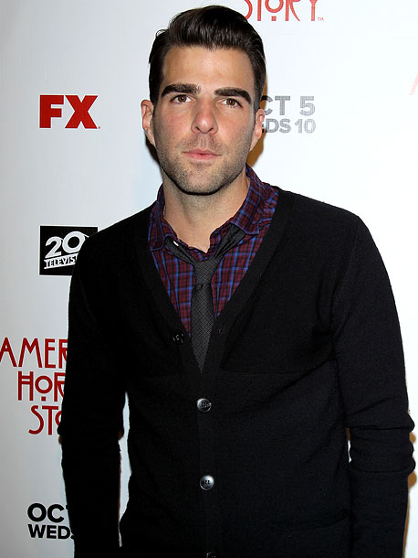 October 2011 While speaking to New York magazine about his Off Broadway role in Angels in America , Zachary Quinto comes out simply by using…