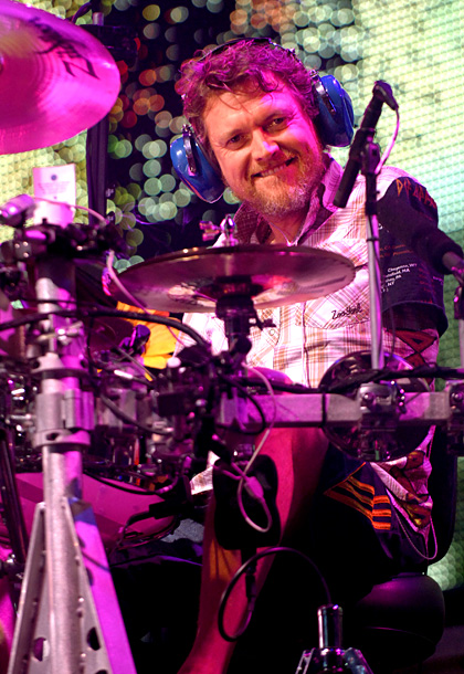 Rick Allen | ''I do 'Pour Some Sugar on Me,' not very successfully, mind you. But I figure if you give anyone enough alcohol, they will attempt just…