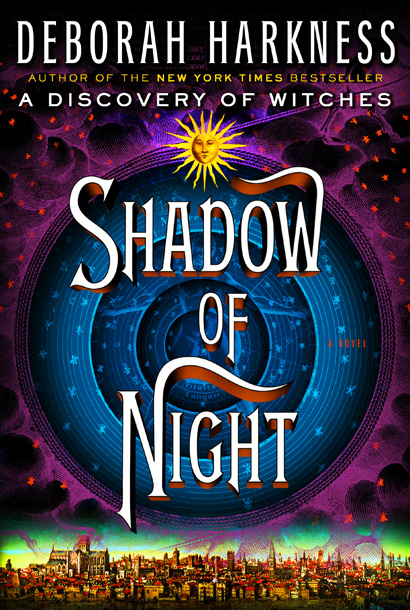 Deborah Harkness | Shadow of Night by Deborah Harkness Fans of last year's A Discovery of Witches have been going batty waiting for this super­natural sequel. Book 2…
