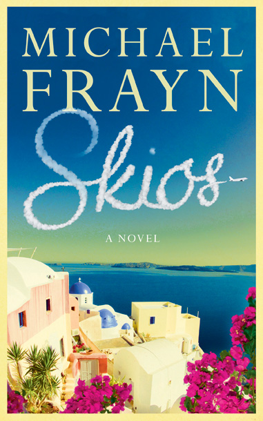 Michael Frayn | Skios by Michael Frayn The farce master's new Greece-set comedy. (June 19)