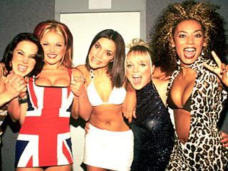 Spice Girls Brit Awards