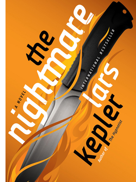 Lars Kepler | The Nightmare by Lars Kepler The Swedish crime writer returns with a sequel to last year's creepy yet excellent thriller The Hypnotist. (July 3)