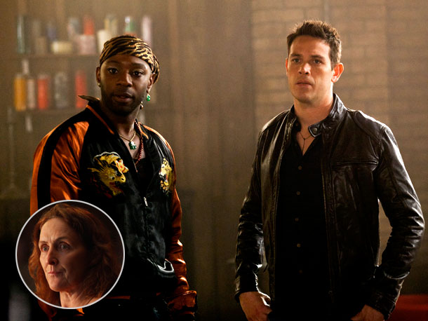 Fiona Shaw, Nelsan Ellis, ... | Season 4 revolved largely around Antonia (Paola Turbay), a witch seeking revenge for brutality done to her some 400 years ago by vampires. She found…