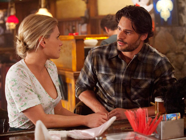 Anna Paquin, Joe Manganiello, ... | Alcide told Sookie that Debbie was out of his life, and he was done with the drama — he wanted Sookie to be done with…
