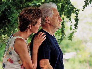 UNFORGIVABLE Carole Bouquet and Andre Dussollier