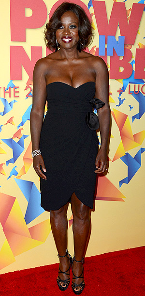 Viola Davis in Max Mara at the Women in Film Crystal + Lucy Awards in Los Angeles