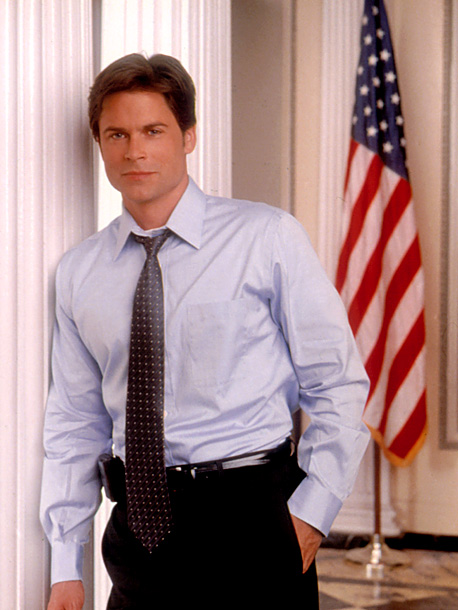 Rob Lowe, The West Wing | It's hard to think of a more perfect name than ''Sam Seaborn.'' It's snappy. It's sexy. It suggests a grand journey, a questing spirit, a…