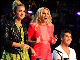 X Factor Britney