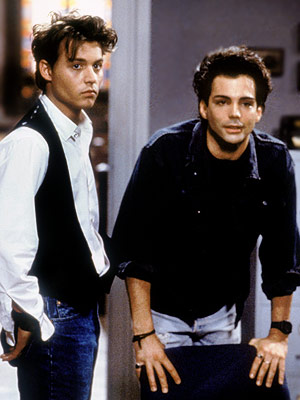 21 Jump Street, Johnny Depp | The Ideal End: The season four finale, in which the undercover cops find themselves trapped in school during a blackout. Blackout episodes are practically guaranteed…