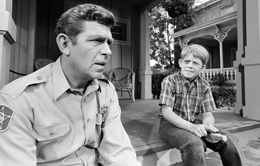 Andy Griffith Ron Howard