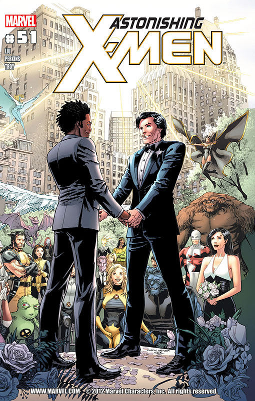 ASTONISHING X MEN 51