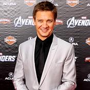 Avengers Premiere Jeremy Renner