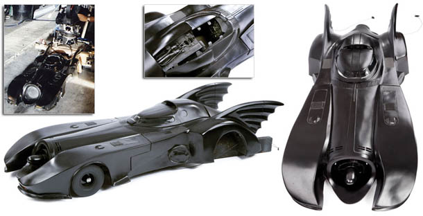 The Batmobile of the Michael Keaton Batman era is believed by many to be the most faithful to the car shown in the original 1941…