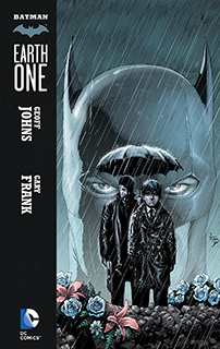 Batman Earth 2 Cover