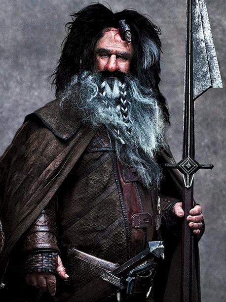 Played by William Kircher A cousin of Bofur and Bombur, Bifur has an orc's ax still stuck in his head from a past battle. ''When…