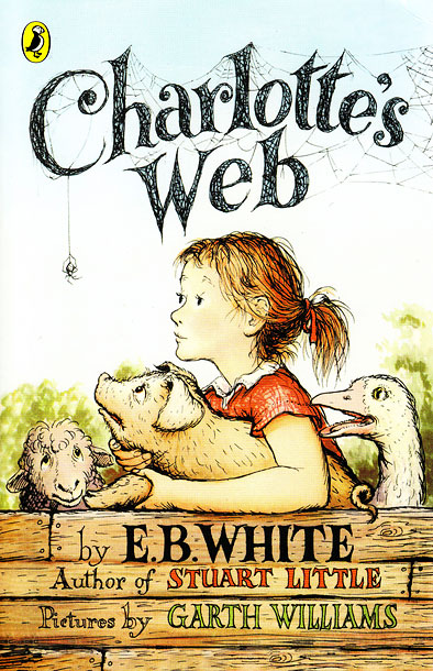 Some pig, and some book. E.B. Whites barnyard tearjerker made all of us feel for that little abattoir-destined pig and his literate arachnoid friend. Don't…