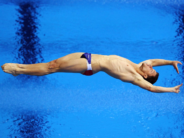 Summer Olympics 2012 | Diving, Men's 3m Springboard Born with 60 percent hearing loss, 27-year-old Colwill, who punched his ticket to his second Olympics by winning the 3m Springboard…