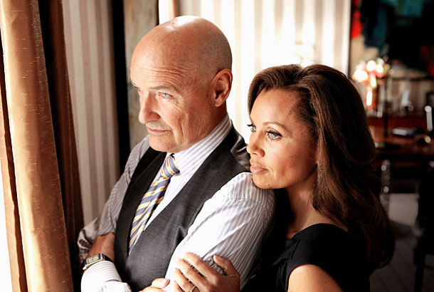 Terry O'Quinn, Vanessa Williams | 666 Park Avenue may not feature a man wearing a black rubber suit, but the minds behind the drama are prepared for the comparisons to…
