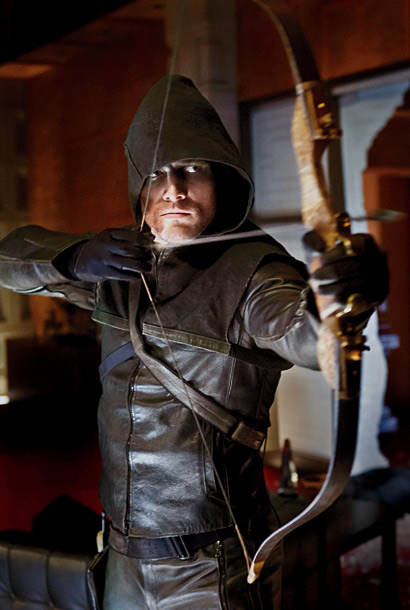 No, it's not a spin-off for the Green Arrow seen on Smallville . And while this Arrow may be based on the same legendary comic-book…