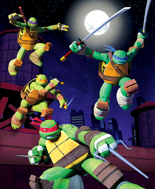 Teenage Mutant Ninja Turtles | Since launching as a comic book in 1984, the Teenage Mutant Ninja Turtles franchise has manifested as everything from a TV show to feature films,…