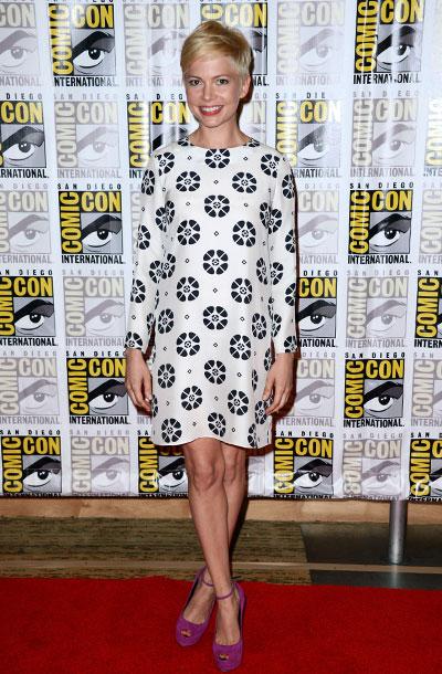 San Diego Comic-Con 2012, Michelle Williams