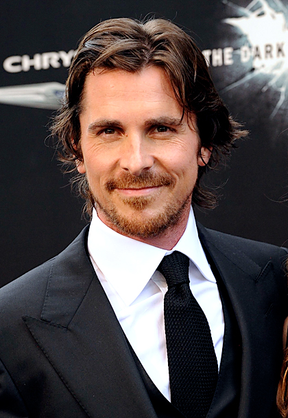 Christian Bale, The Dark Knight Rises | ''It would have been the Adam West one. [I liked it because] it was silly. [Ours] aren't so silly, yeah. But they're just as justified…