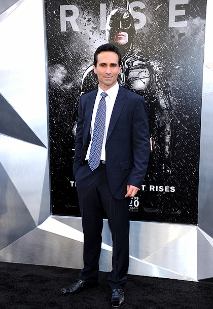 Nestor Carbonell, The Dark Knight Rises | ''As a kid, I remember watching Batman the TV show and thinking I hadn't seen anything like it. To see now what [Christopher] Nolan has…