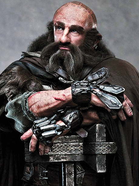 Played by Graham McTavish Balin's brother is among the most battle-hardened of the dwarves, McTavish says. ''I'm definitely the less comic, more violent type of…